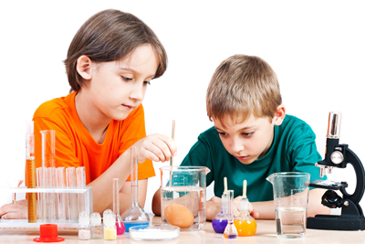 Exploring the World with Educational Science Toys