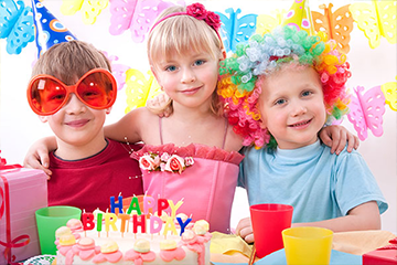 Top 8 Kids Birthday Party Themes