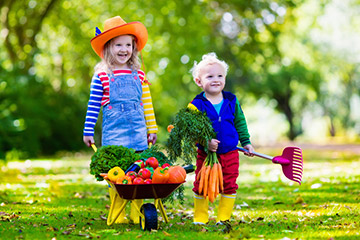 Exploring Sustainable Food With Your Children – The Fun Way!