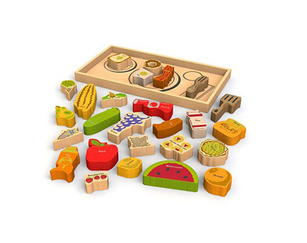 Begin Again Toys Alphabites A to Z Puzzle