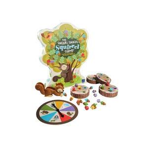 The Sneaky Snacky Squirrel Game