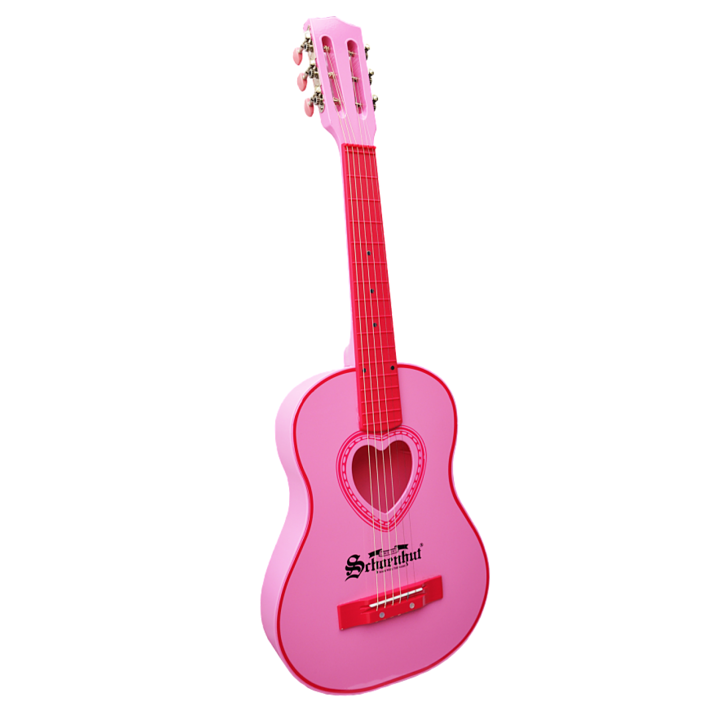 Acoustic Guitar - Pink