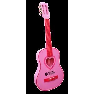 Acoustic Guitar - Pink