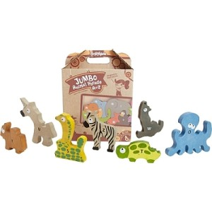 Begin Again Toys Animal Parade A-Z Puzzle Jumbo