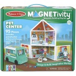 Building Play Set Pet Center Magnetivity