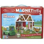 Building Play Set On The Farm Magnetivity