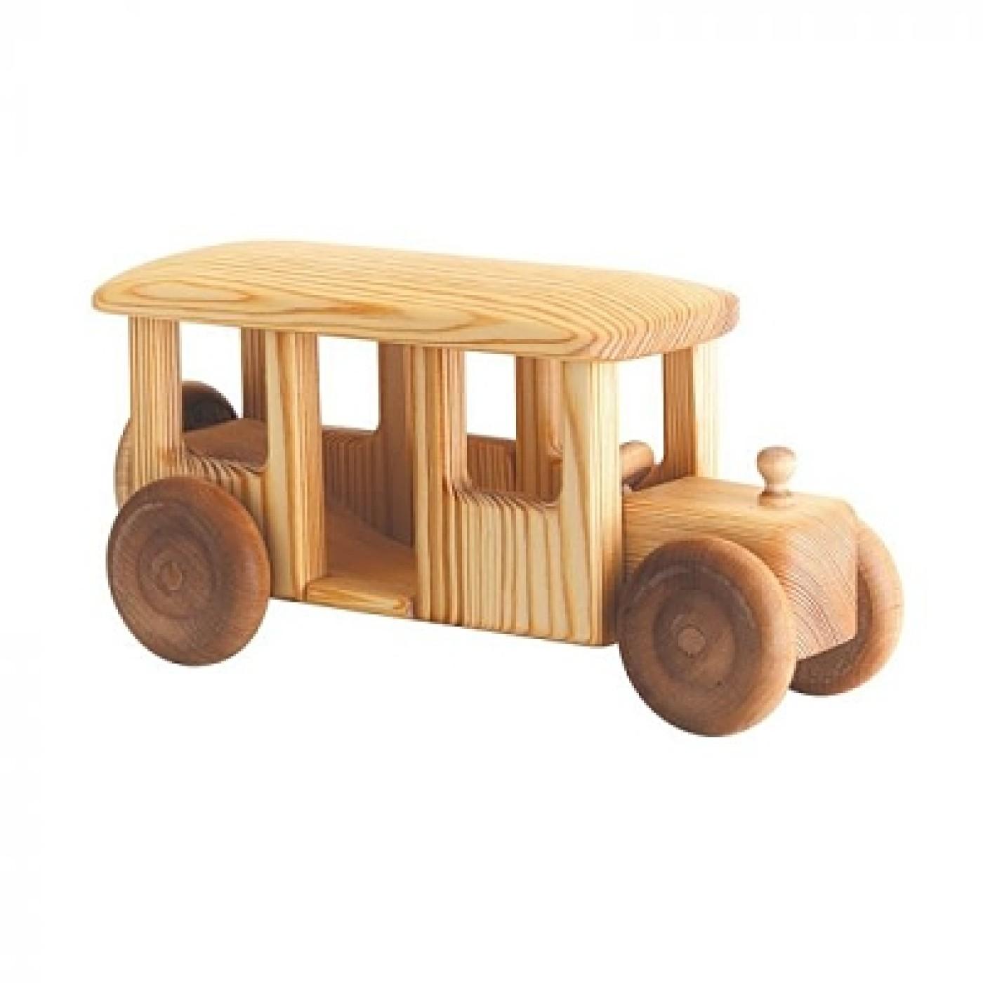 Debresk Wooden Toy Omnibus