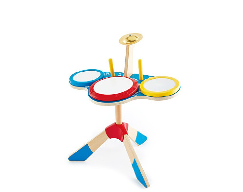 Drum and Cymbal Set