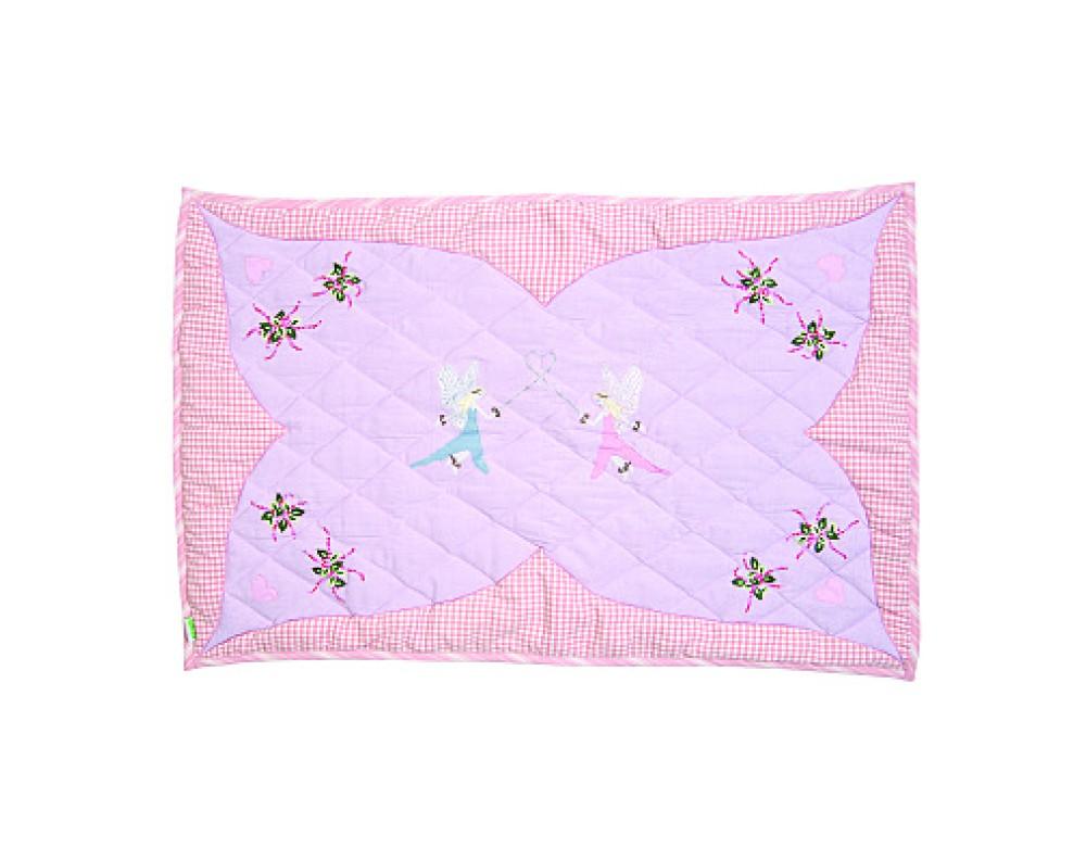 Fairy Cottage Floor Quilt - Large