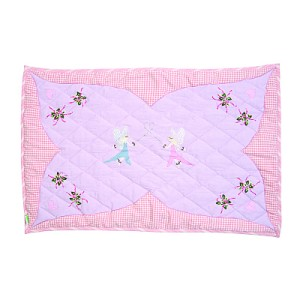 Fairy Cottage Floor Quilt - Large