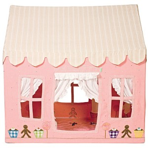 Gingerbread Cottage Playhouse - Large