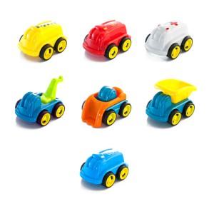 Minimobil Jobs 14 Pieces
