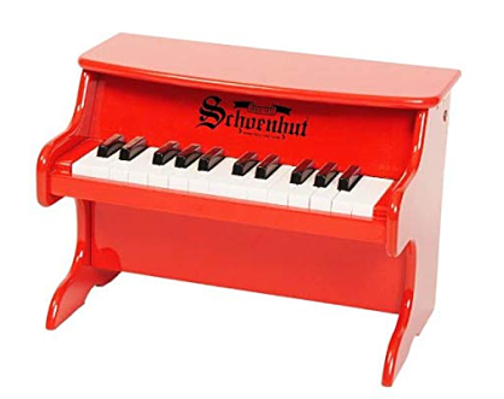 My First Piano II 25-Key - Red