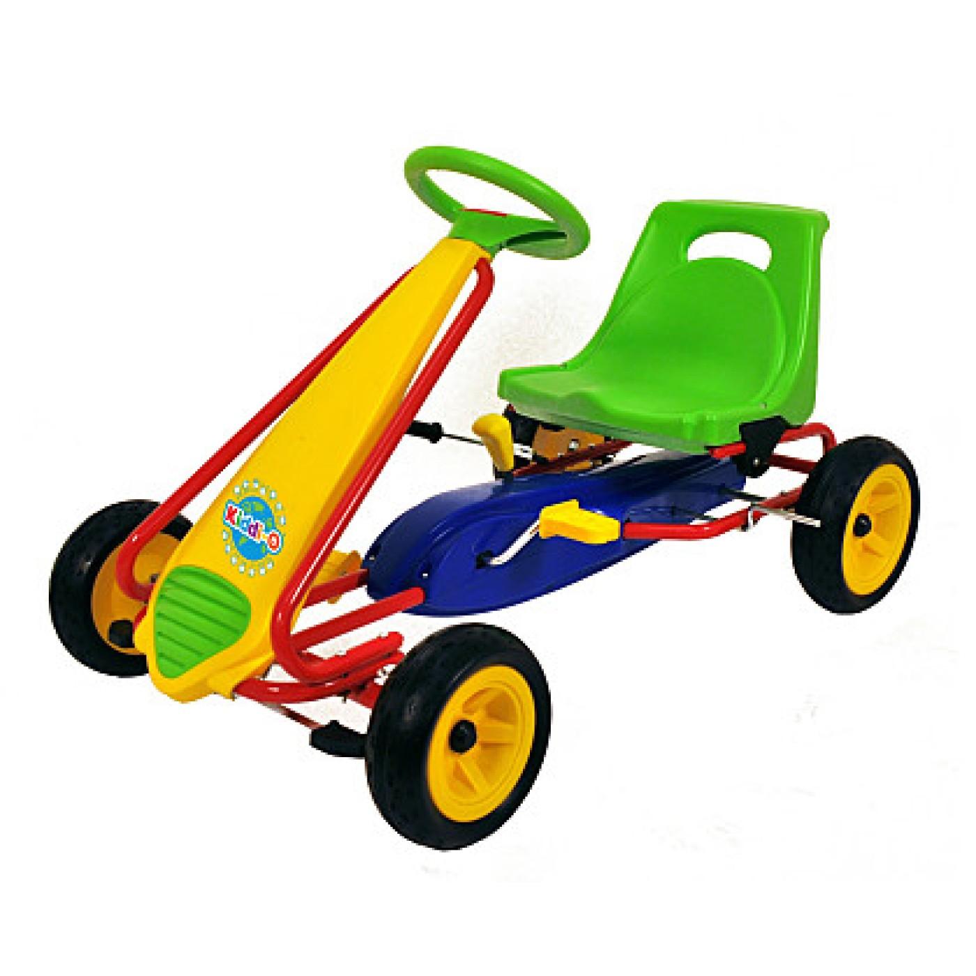 Primo Pedal Car