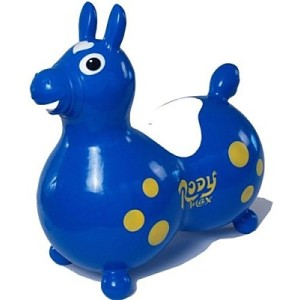 Rody Horse Max - Blue