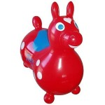 Rody Horse Max - Red