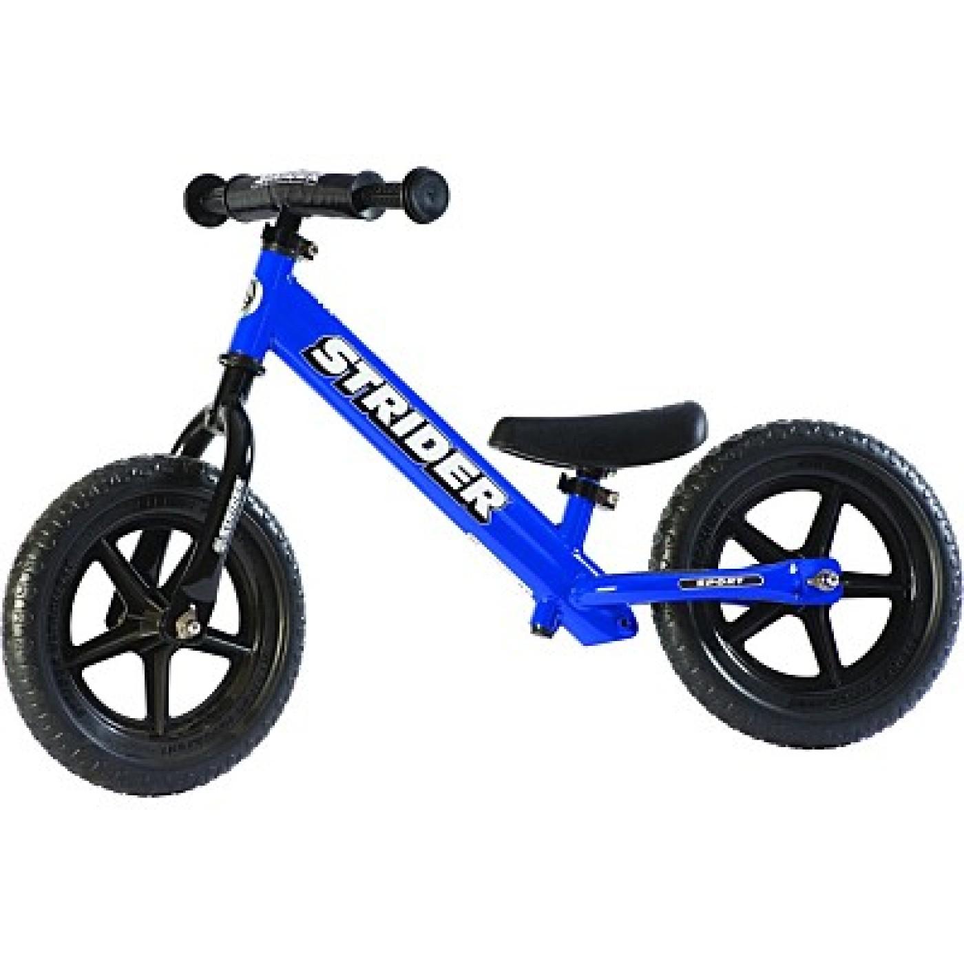 Strider 12 Sport Balance Bike - Blue