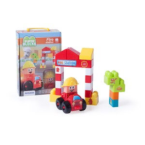 Super Blocks - Fire Station 22 Pcs