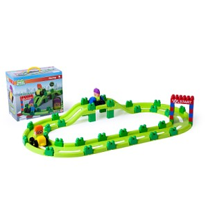 Super Blocks Racing 70 Pcs