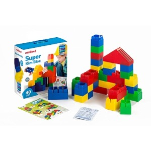 Super Kim Bloc - 40 Pcs