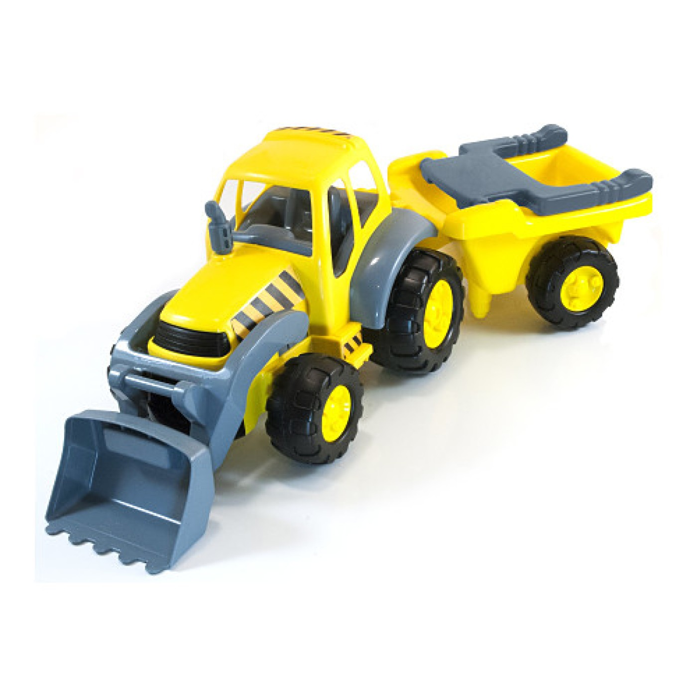Super Tractor with Trailor