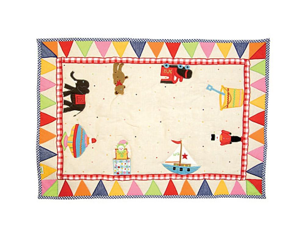 Toy Shop Floor Quilt - Large
