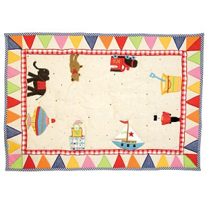 Toy Shop Floor Quilt - Large