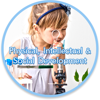 Physical, Intellectual & Social Development